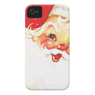 Santa-Claus #2 iPhone 4 Cases