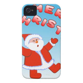 Santa Claus 5 Case-Mate iPhone 4 Case