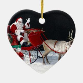 Santa-Claus-Angie-.jpg Ceramic Ornament