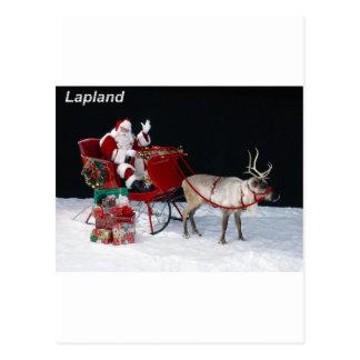 Santa-Claus-Angie-.jpg Postcard