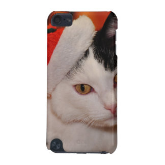 Santa claus cat - merry christmas - pet cat iPod touch 5G cover