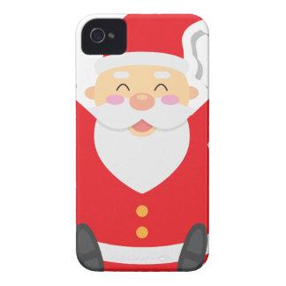santa claus christmas Case-Mate iPhone 4 case