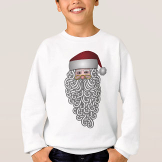 santa-claus christmas holidays joy sweatshirt