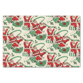Santa Claus Christmas Tissue Paper Xmas Gift Wrap