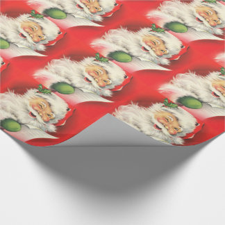 Santa Claus/Christmas Wrapping Paper
