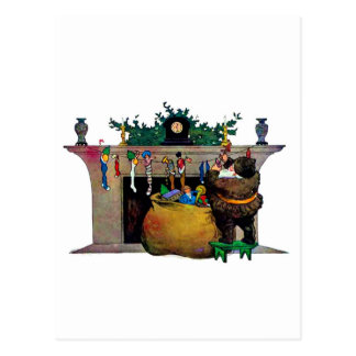 santa-claus-clip-art-5 post cards