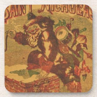 Santa_Claus_Cover_Art Coaster