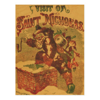 Santa_Claus_Cover_Art Postcard