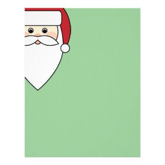 Santa Claus Customized Letterhead