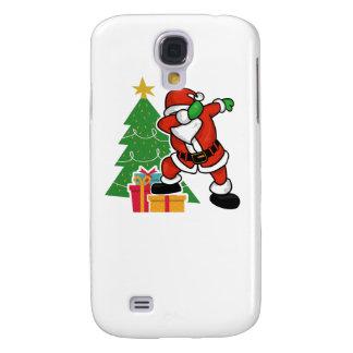 Santa claus dab christmas tree