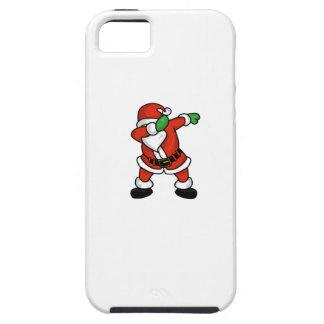 Santa Claus dab dance christmas T-shirt iPhone 5 Case