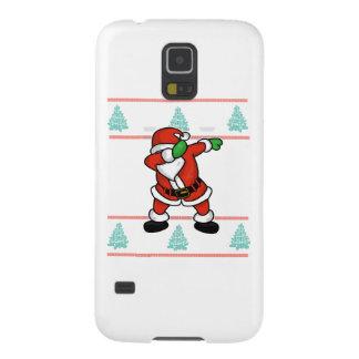 Santa Claus dab dance ugly christmas T-shirt Galaxy S5 Cover