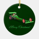 Santa Claus Drag Race
