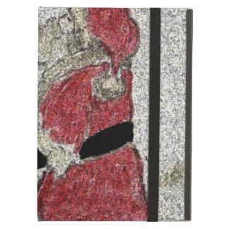 Santa Claus Fresco iPad Air Covers