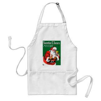 Santa Claus Funnies - Cherub Standard Apron