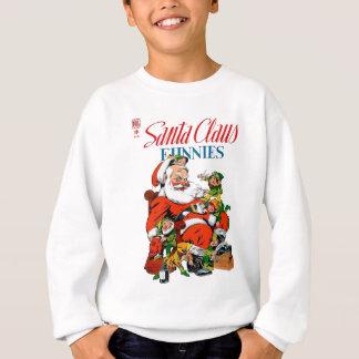 Santa Claus Funnies - Elf Grooming Sweatshirt