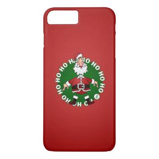 Santa Claus Ho Ho Ho iPhone 7 Plus Case