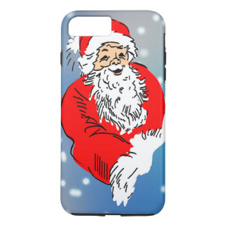 Santa claus iPhone 7 plus case