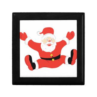 Santa Claus Jewelry Box