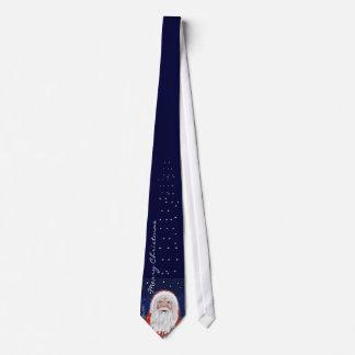 Santa Claus… Kravatte Tie