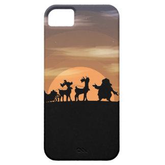 Santa Claus lost iPhone 5 Cover