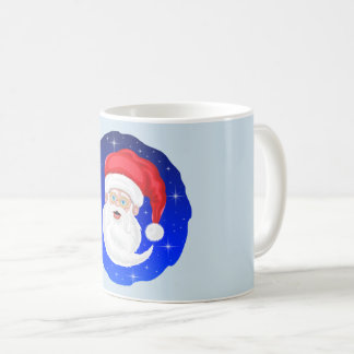 Santa Claus Mag Coffee Mug