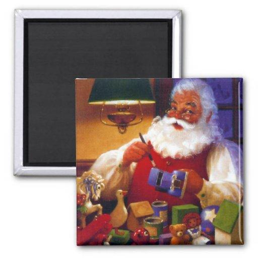 Santa Claus Magic Magnet