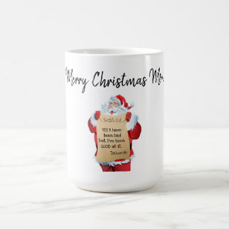 Santa Claus Magic Mug