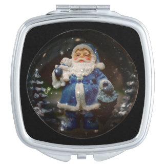 Santa Claus Mirror For Makeup