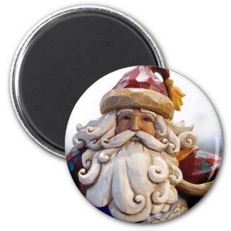 Santa Claus Nicholas Christmas Christmas Time Magnet