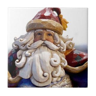 Santa Claus Nicholas Christmas Christmas Time Tile