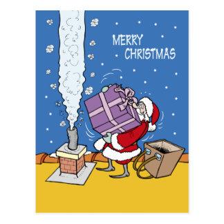 Santa Claus no. 02 Postcard