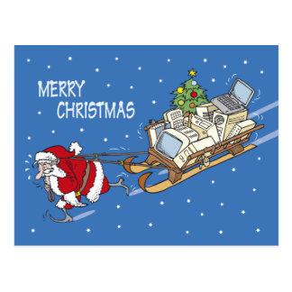 Santa Claus no. 08 Postcard
