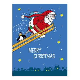Santa Claus no. 14 Postcard