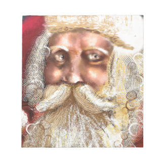 Santa Claus Notepad