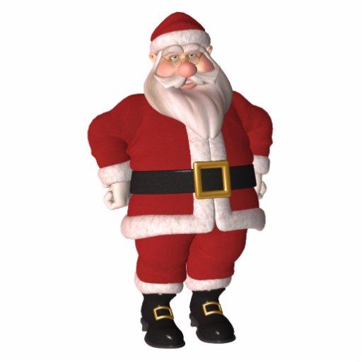 Santa Claus Photo Sculptures