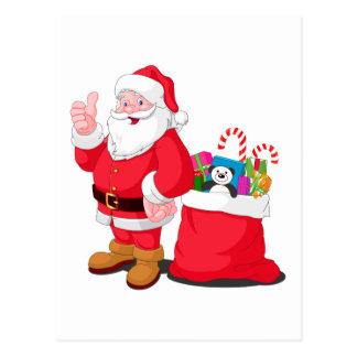 Santa Claus Postcards