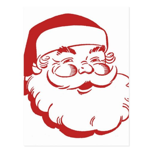 Santa Claus Post Cards