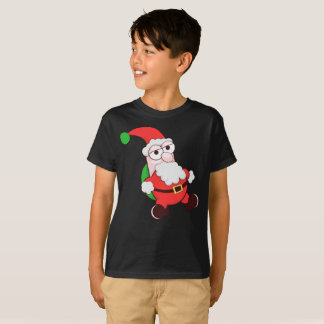 Santa Claus Shirt Santa Claus Costume for Kids