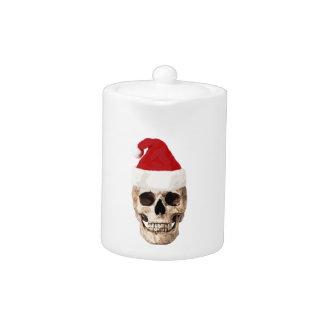 Santa Claus Skull - Christmas is Dead
