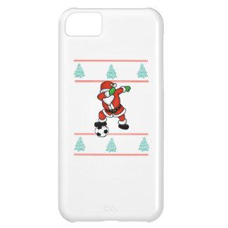 Santa Claus soccer dab ugly Christmas 2018 T-Shirt iPhone 5C Case