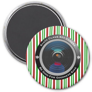 Santa Claus Spy Camera Magnet