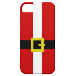 Santa Claus Suit iPhone 5 Cases