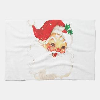 Santa Claus Towels
