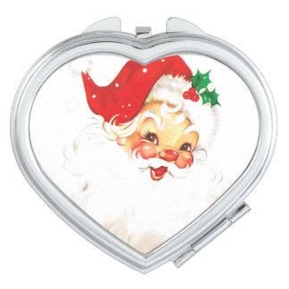 Santa Claus Vanity Mirror