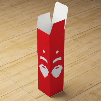 Santa Claus Wine Box