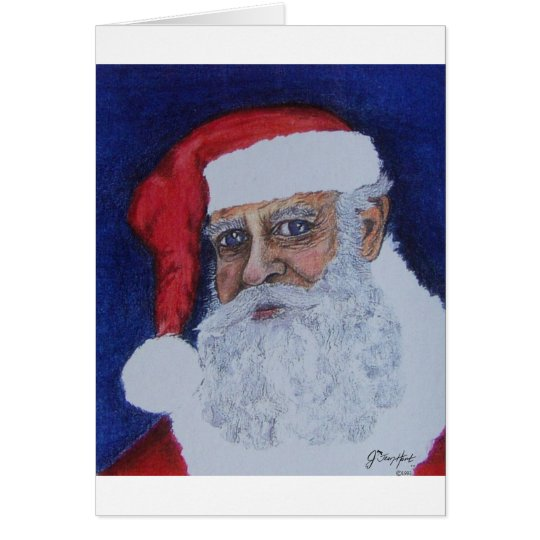 Santa Clause Card