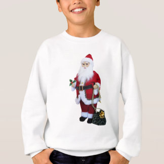 Santa Clause with Bag Sweatshirt