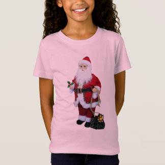 Santa Clause with Bag T-Shirt