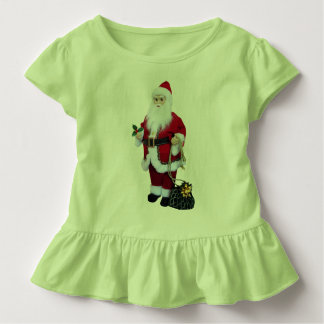 Santa Clause with Bag Toddler T-shirt